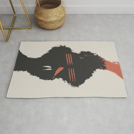 Red Chili Nose Rug