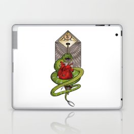 The Malevolent Serpent - #2 Animal Hierarchy Laptop & iPad Skin