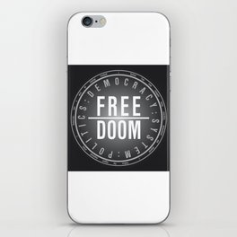 FreeDoom-2 iPhone Skin
