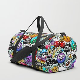 graffiti fun Duffle Bag