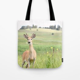 Love You Deerly Tote Bag