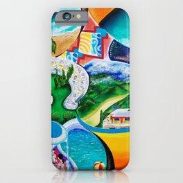 Themes of San Juan, Puerto Rico iPhone Case