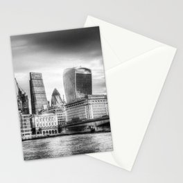 City of London and River Thames Stationery Cards