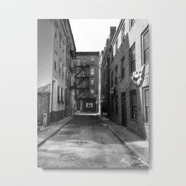 Unity Street Metal Print