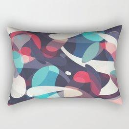 Molecular Rectangular Pillow
