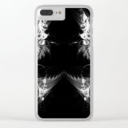 Dragon Wing Clear iPhone Case