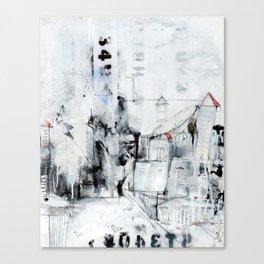 I digress. Canvas Print