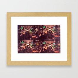 D9 LA CASA VERDE Framed Art Print