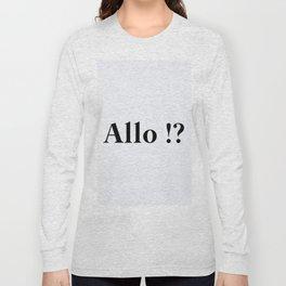 94. Hello Long Sleeve T-shirt
