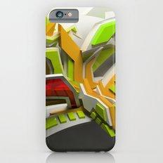 dj souray 3d graffiti iPhone 6s Slim Case