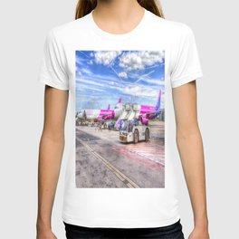 Wizz Air Aircraft T-shirt