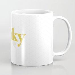 Kinky Chocolatier Tropical Coffee Mug