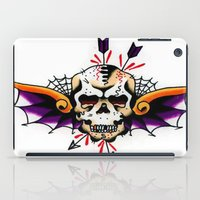 tatoo iPad Cases featuring Tatoo ART 7 by The Greedy Fox