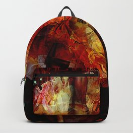 French cancan Backpack