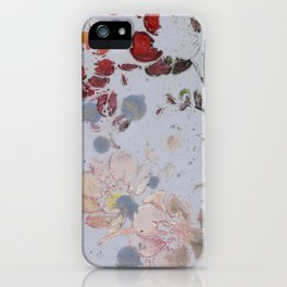 Wax Flowers 14 iPhone Case