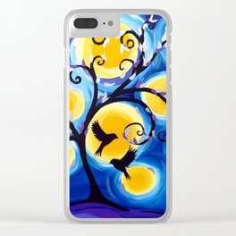 Our Magic Story Clear iPhone Case