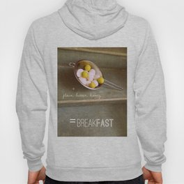 For the Love of Breakfast Hoody