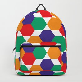 Geometric Shapes 03 Backpack