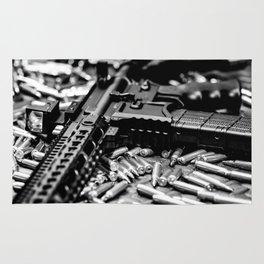 AR-15 Rifle Rug