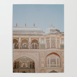 Bohemian Boho Photography Oriental Middle East Near East Architecture Poster
