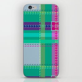 Ugh Plaid iPhone Skin