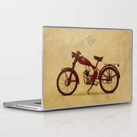 ducati Laptop & iPad Skins featuring Ducati 60 1950 by Larsson Stevensem