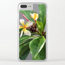 Frangi Love Clear iPhone Case