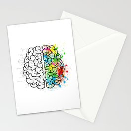 Creativity of the Mind Stationery Cards