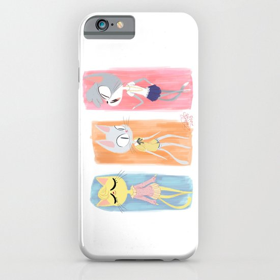 Kitty Fashion iPhone & iPod Case