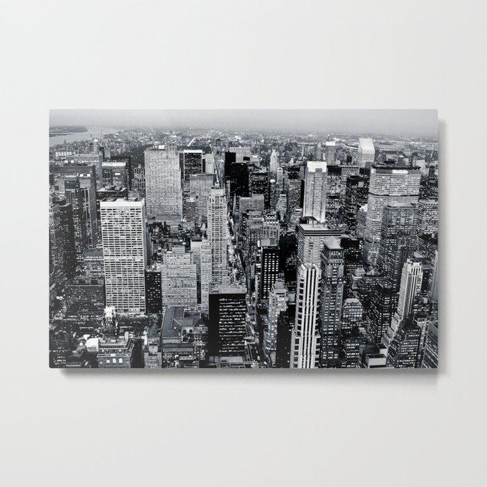 NYC - Big Apple Metal Print