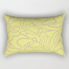 Pastel Pattern III Rectangular Pillow