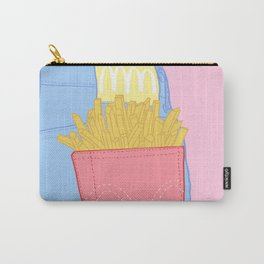FRENCH FRIES TO-GO Carry-All Pouch