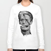 dale cooper Long Sleeve T-shirts featuring COOPER SOUL by UNDEAD MISTER / MRCLV