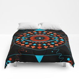 TAROT. XIX- Le Soleil Comforters