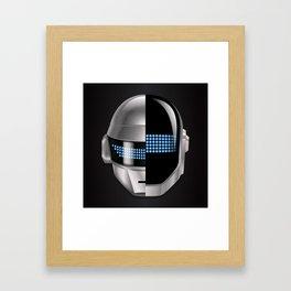 Daft Punk - Tron Legacy Framed Art Print