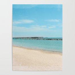 AFE Toronto Island Beach 6 Poster