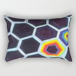Honeycomb Hideout Rectangular Pillow