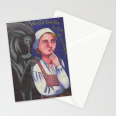 Black Phillip Stationery Cards