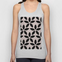 Blush botanicals III Unisex Tank Top