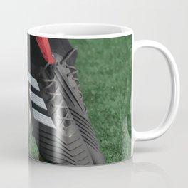Football with soccer shoes #sports #society6 Coffee Mug