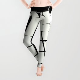 Heart Grenade Leggings