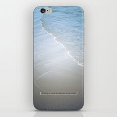 Eloquence iPhone & iPod Skin