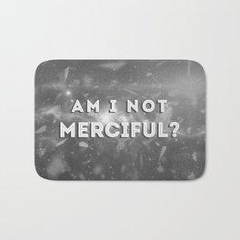 Illuminae - Am I Not Merciful? Bath Mat