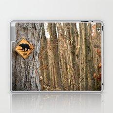 Bear Crossing Laptop & iPad Skin