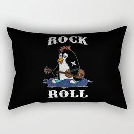 Rock Roll Rectangular Pillow
