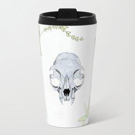 b u d d i n g Travel Mug