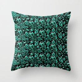 Joshua Tree Verde by CREYES Throw Pillow