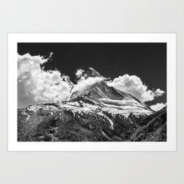 Matterhorn | Switzerland  (RR133) Art Print