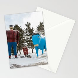 Paul + Babe Stationery Cards