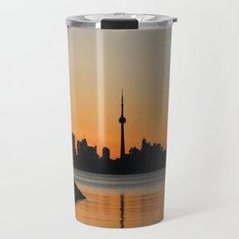 Toronto Sunrise Travel Mug